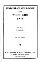 Hindustan Year book and Who s who