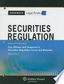 Securities Regulation Book