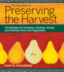 The Big Book of Preserving the Harvest Book