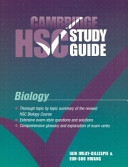 Cover of Cambridge HSC Biology Study Guide