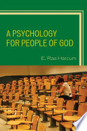 A Psychology For People Of God Book PDF
