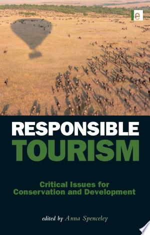 Download Responsible Tourism Free Books - Read Books