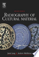 Radiography of Cultural Material Book