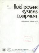 Fluid Power Systems Equipment