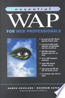 Essential WAP for Web Professionals
