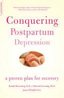 Pdf Conquering Postpartum Depression Telecharger