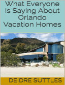 Pdf What Everyone Is Saying About Orlando Vacation Homes Telecharger