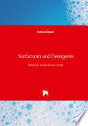 Surfactants and Detergents
