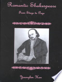 Romantic Shakespeare