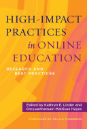 High Impact Practices in Online Education