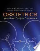 Obstetrics Normal And Problem Pregnancies E Book Book PDF