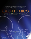 """Obstetrics: Normal and Problem Pregnancies E-Book"" by Steven G. Gabbe, Jennifer R. Niebyl, Joe Leigh Simpson, Mark B Landon, Henry L Galan, Eric R. M. Jauniaux, Deborah A Driscoll, Vincenzo Berghella, William A Grobman"