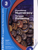 Practising Numeracy Through Patterns Book PDF