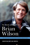 The Words and Music of Brian Wilson