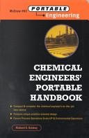 Chemical Engineers  Portable Handbook Book