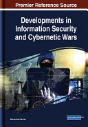 Pdf Developments in Information Security and Cybernetic Wars Telecharger