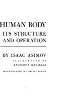 The Human Body  Its Structure and Operation