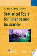 Statistical Tools for Finance and Insurance Book