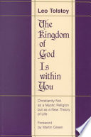 The Kingdom of God is Within You: Christianity Not as a Mystic