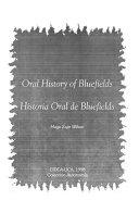 Historia oral de Bluefields