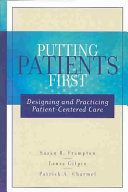 Putting Patients First Book PDF
