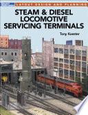 Steam   Diesel Locomotive Servicing Terminals