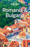 Lonely Planet Romania   Bulgaria
