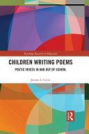Children Writing Poems