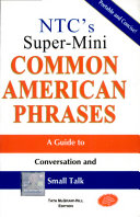 Ntc S Super Mini Common American Phrases