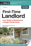 First Time Landlord Book