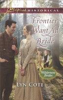 Frontier Want Ad Bride Pdf