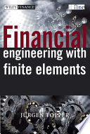 Financial Engineering with Finite Elements Book