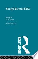George Bernard Shaw Pdf/ePub eBook