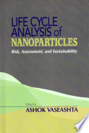 Life Cycle Analysis of Nanoparticles Book