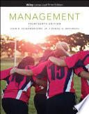 """""""Management"""" by John R. Schermerhorn, Jr., Daniel G. Bachrach"""