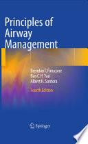 Principles Of Airway Management Book PDF