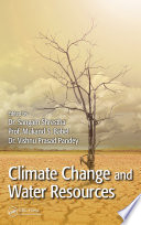 Climate Change And Water Resources Book PDF
