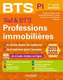 Pdf Tout le BTS Professions immobilières - 2019-2020 Telecharger