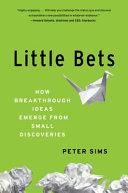 Little Bets Book
