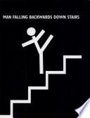 Man Falling Backwards Down Stairs