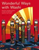 Wonderful Ways with Washi