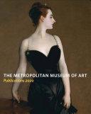 The Metropolitan Museum of Art: Publications 2020