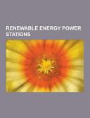 Renewable Energy Power Stations Book