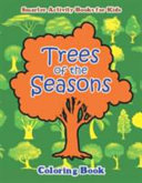 Trees of the Seasons Coloring Book