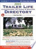 2001 Trailer Life Directory