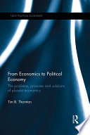From Economics To Political Economy