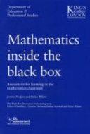 Mathematics Inside the Black Box ebook