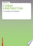 Basics Timber Construction Book