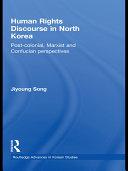 Human Rights Discourse in North Korea Pdf/ePub eBook