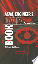 ASME Engineer's Data Book